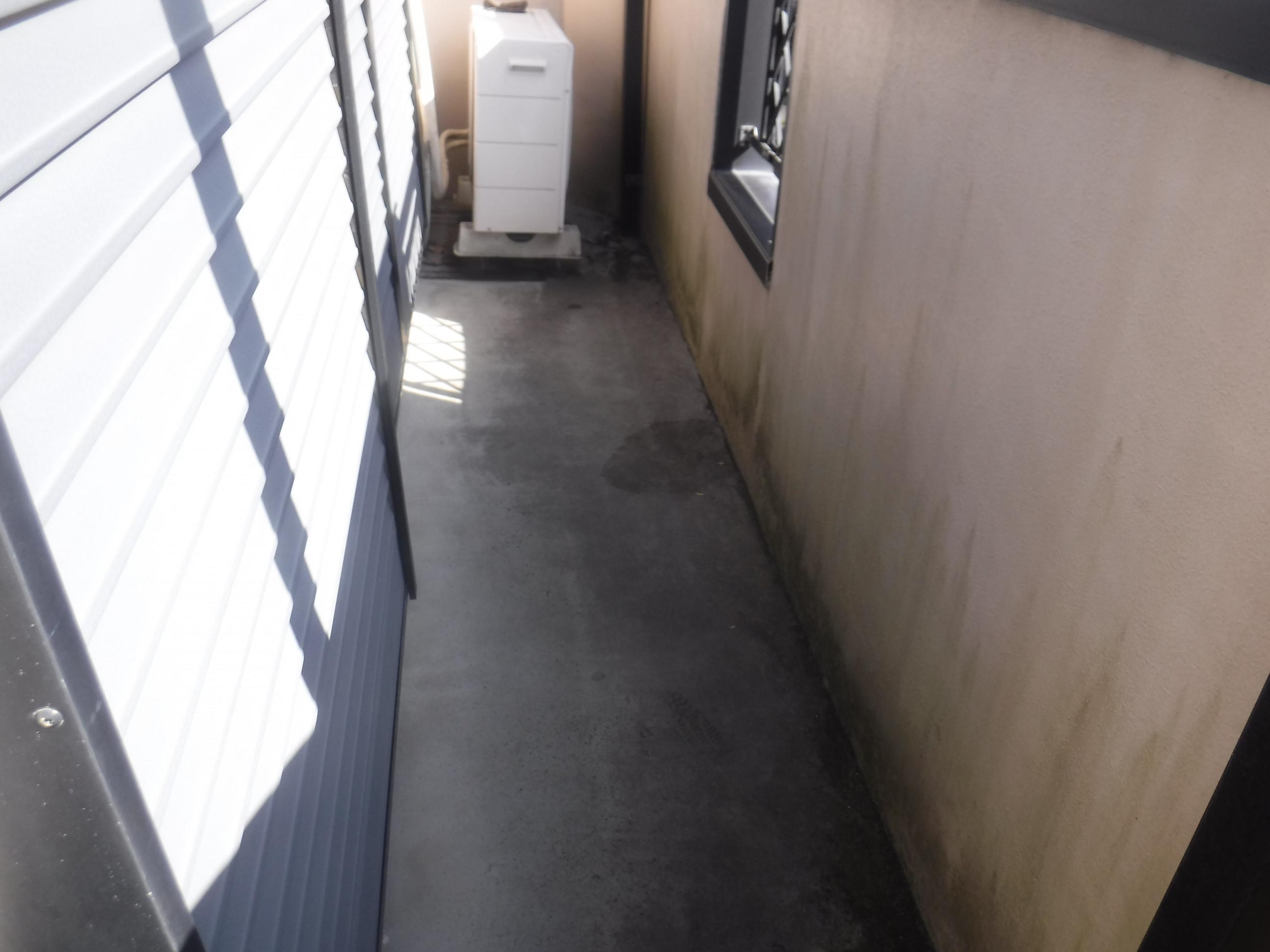 藤沢市 雨漏りによる防水工事画像1
