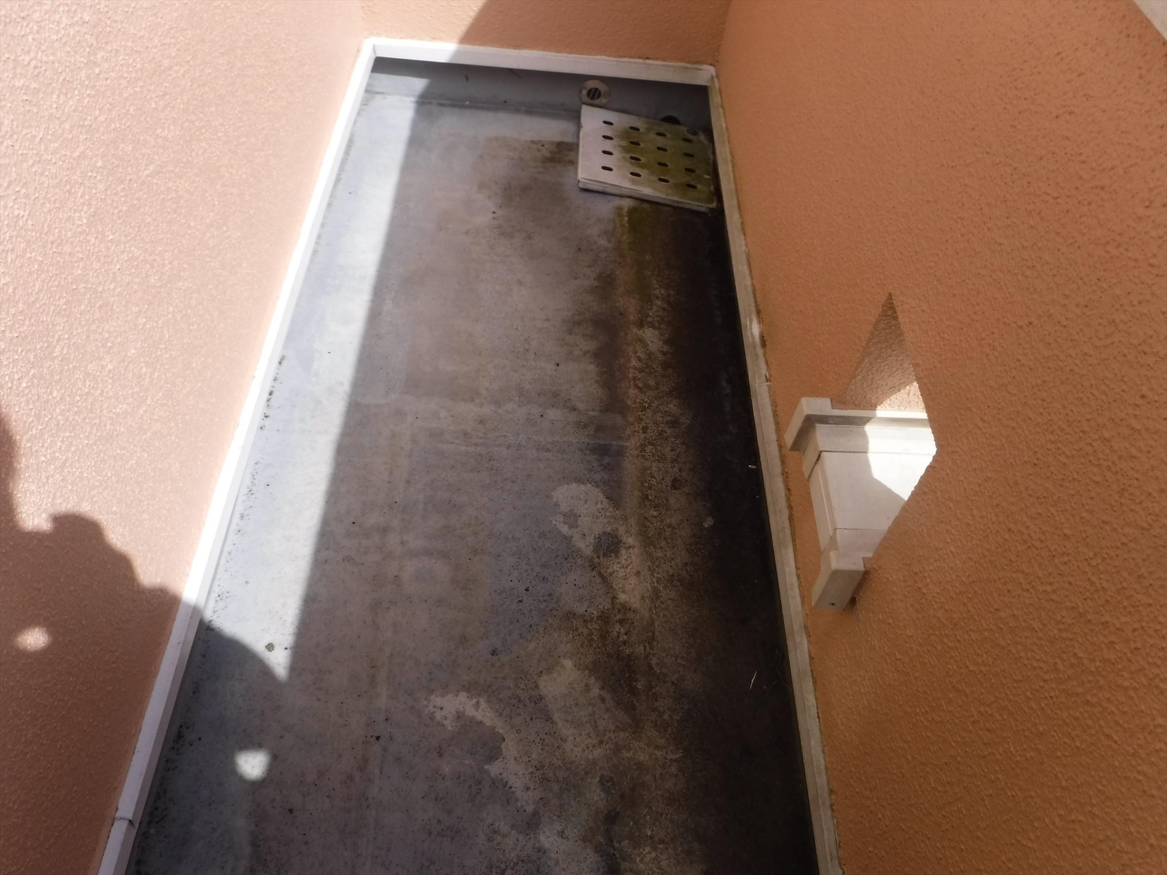 平塚市 雨漏りにおけるベランダ防水工事画像4