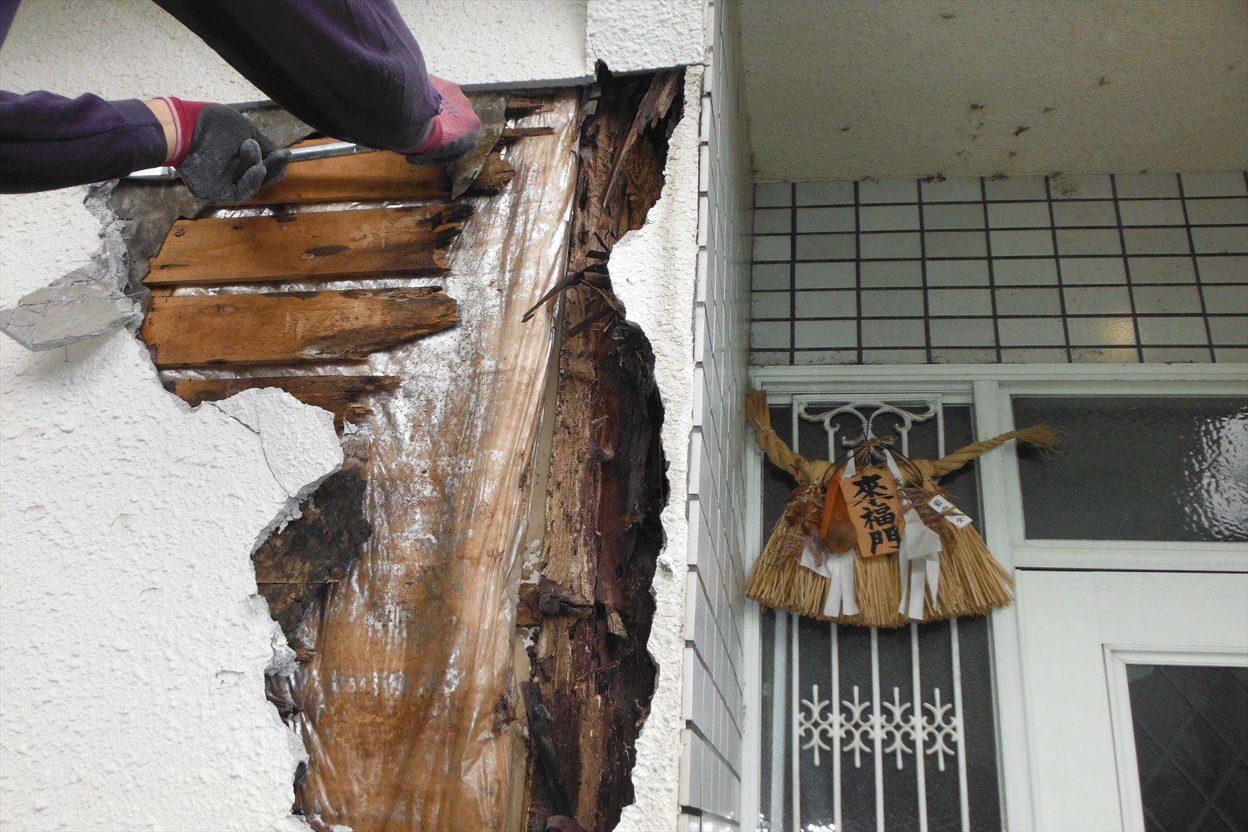 三島市 雨漏り診断画像3