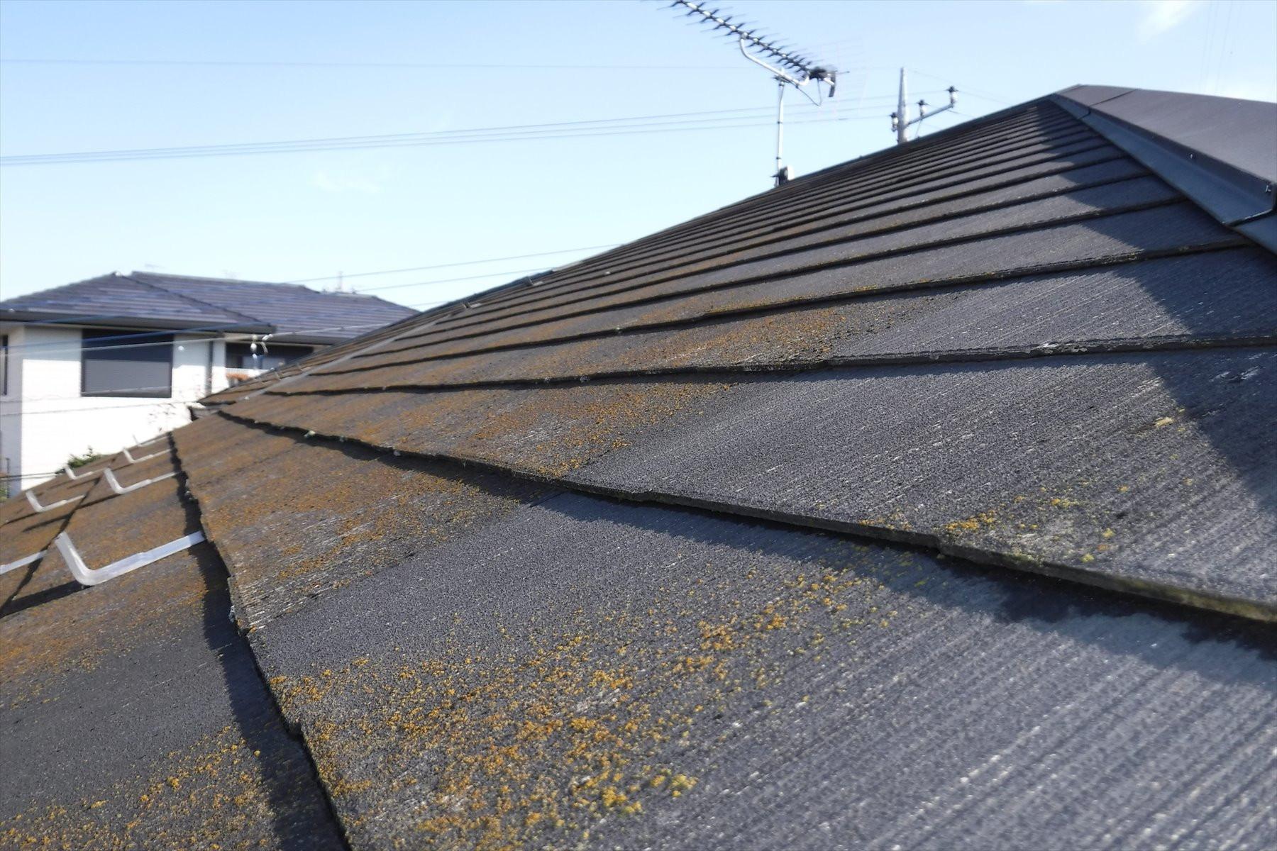 沼津市 雨漏り屋根工事(ディプロマットスター)画像9