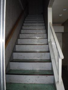 平塚市 階段立ち上がり部CF張り画像7
