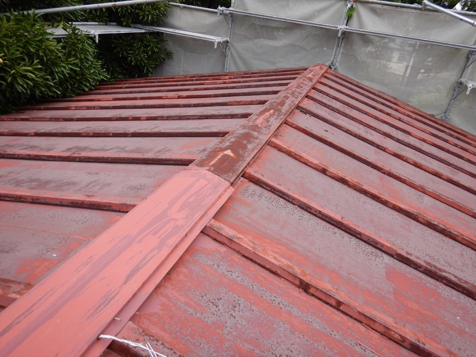 静岡県伊東市 屋根葺き替え工事画像1