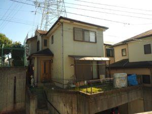 神奈川県小田原市で塗装工事実施。画像8