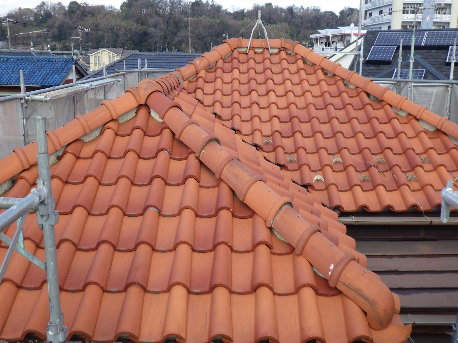 茅ヶ崎市 屋根工事画像5