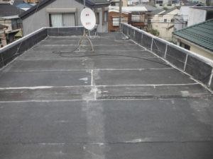 藤沢市で屋上防水工事を実施画像10