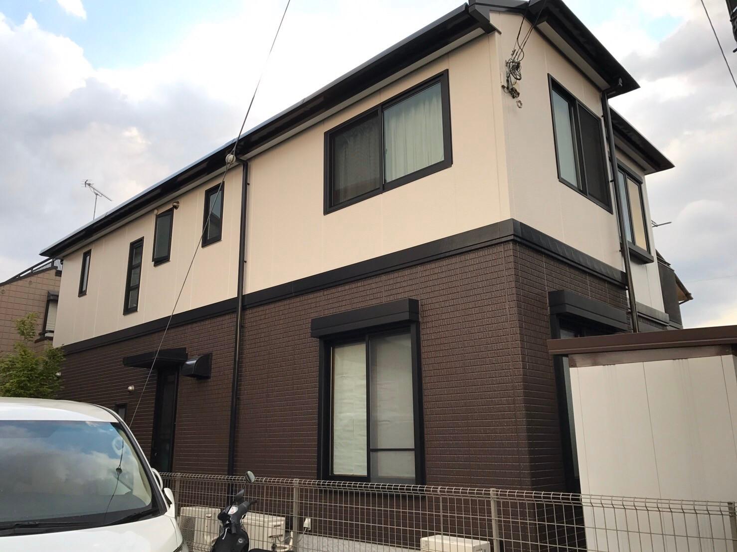 日野市K様邸 塗装工事画像