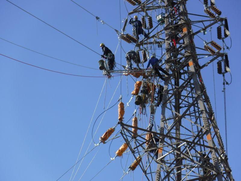 お正月停電工事イメージ