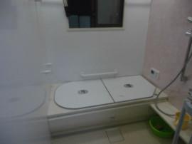 浴室アフター画像