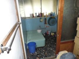 浴室ビフォー画像