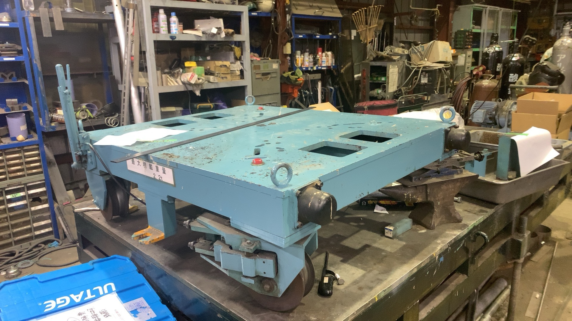 機械部品・治具・省力化機器設計製作事業