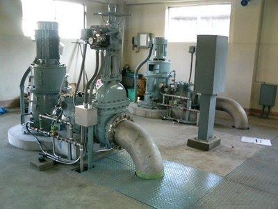 機械器具設置(管・電気含)工事