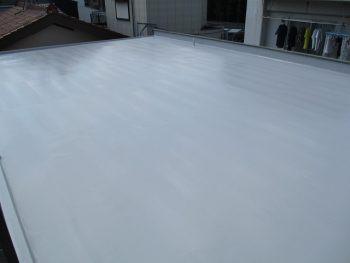 屋上防水改修例