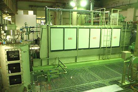 下水処理場汚泥脱水機機械設備改築工事その14(神奈川県)01
