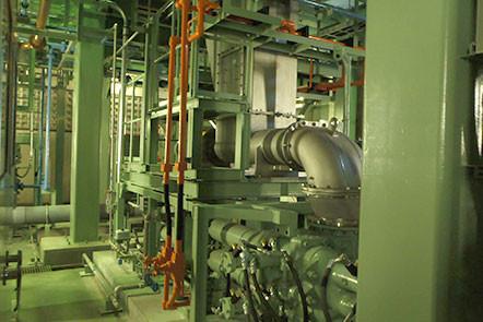 下水処理場汚泥脱水機機械設備改築工事その14(神奈川県)02