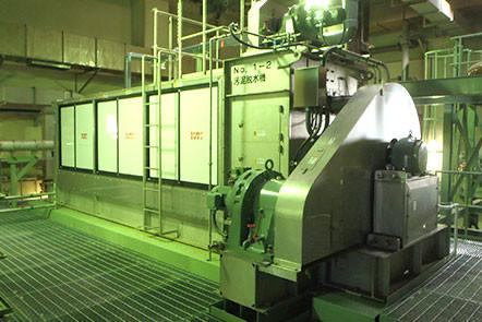 下水処理場汚泥脱水機機械設備改築工事その2(神奈川県)01