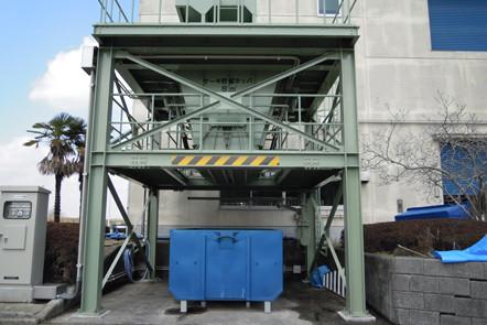 浄水場機械設備改修工事(栃木県)01