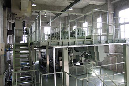 浄水場機械設備改修工事(栃木県)02
