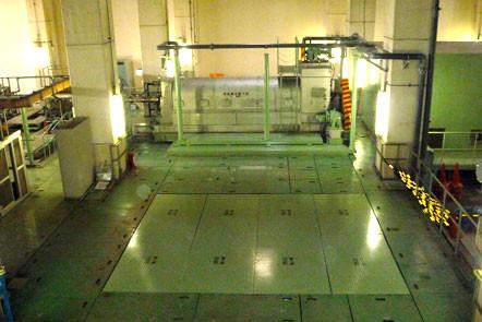 水再生センター脱水機機械設備更新工事(東京都)01