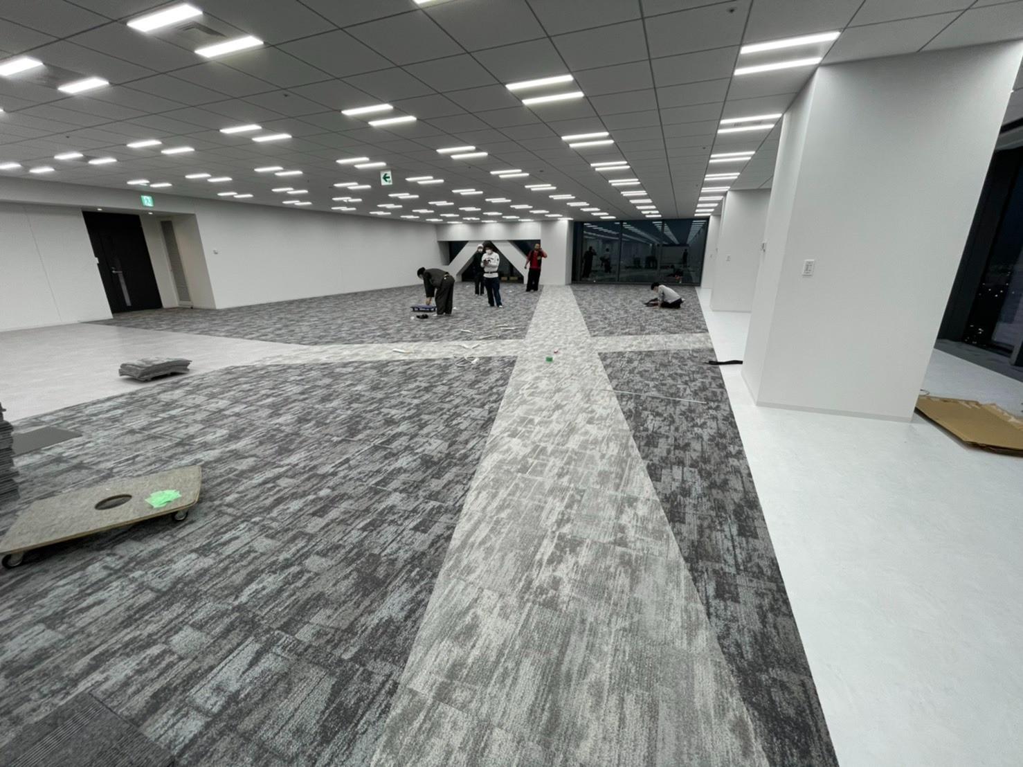 横浜オフィス現場