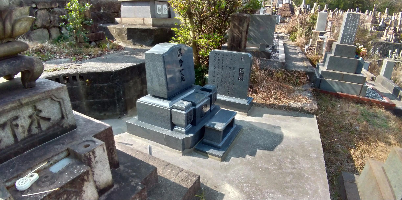 お墓のクリーニング