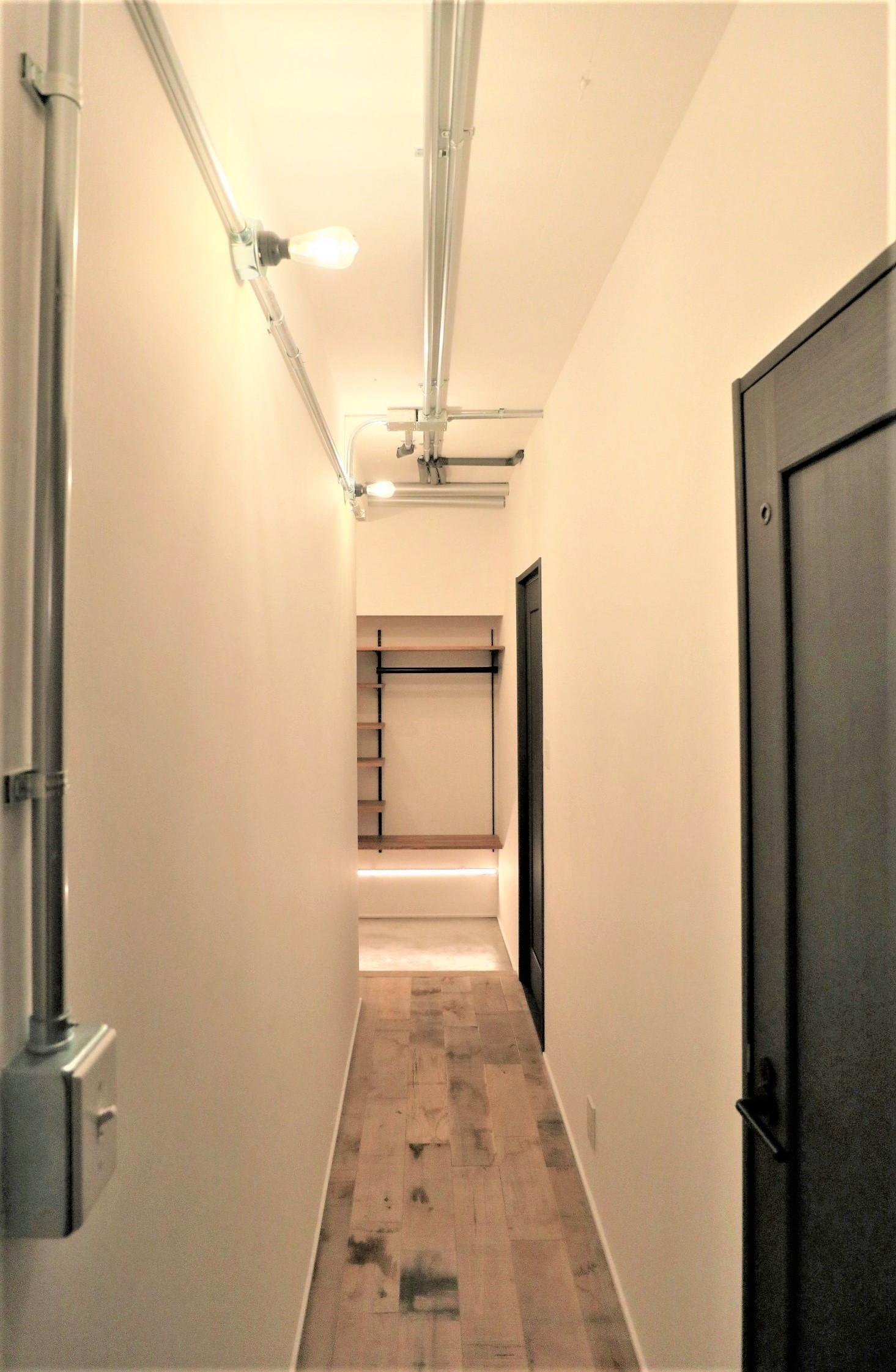 西新宿1DKマンションリノベーション