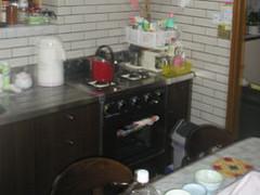 キッチンリフォームの施工前