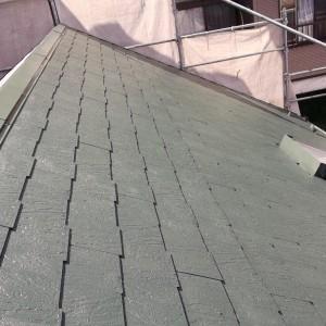 横浜市 T様 屋根塗装工事画像