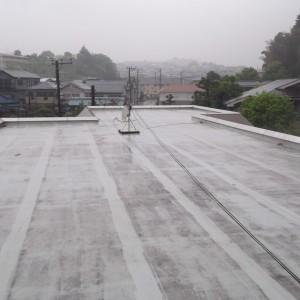 厚木市 I様アパート防水画像01