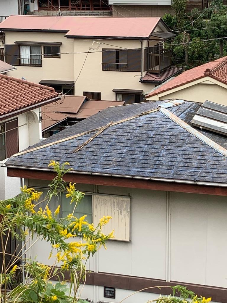 屋根カバー工法画像01