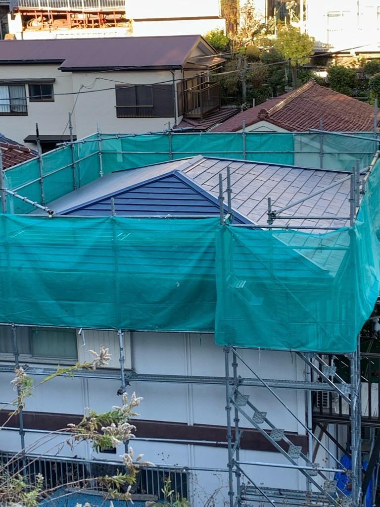屋根カバー工法画像04