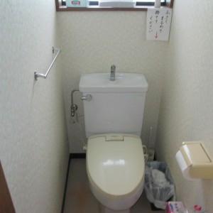 トイレ手摺取付画像01