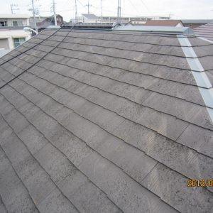 屋根塗装工事画像01