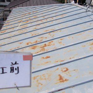 鉄板屋根画像01