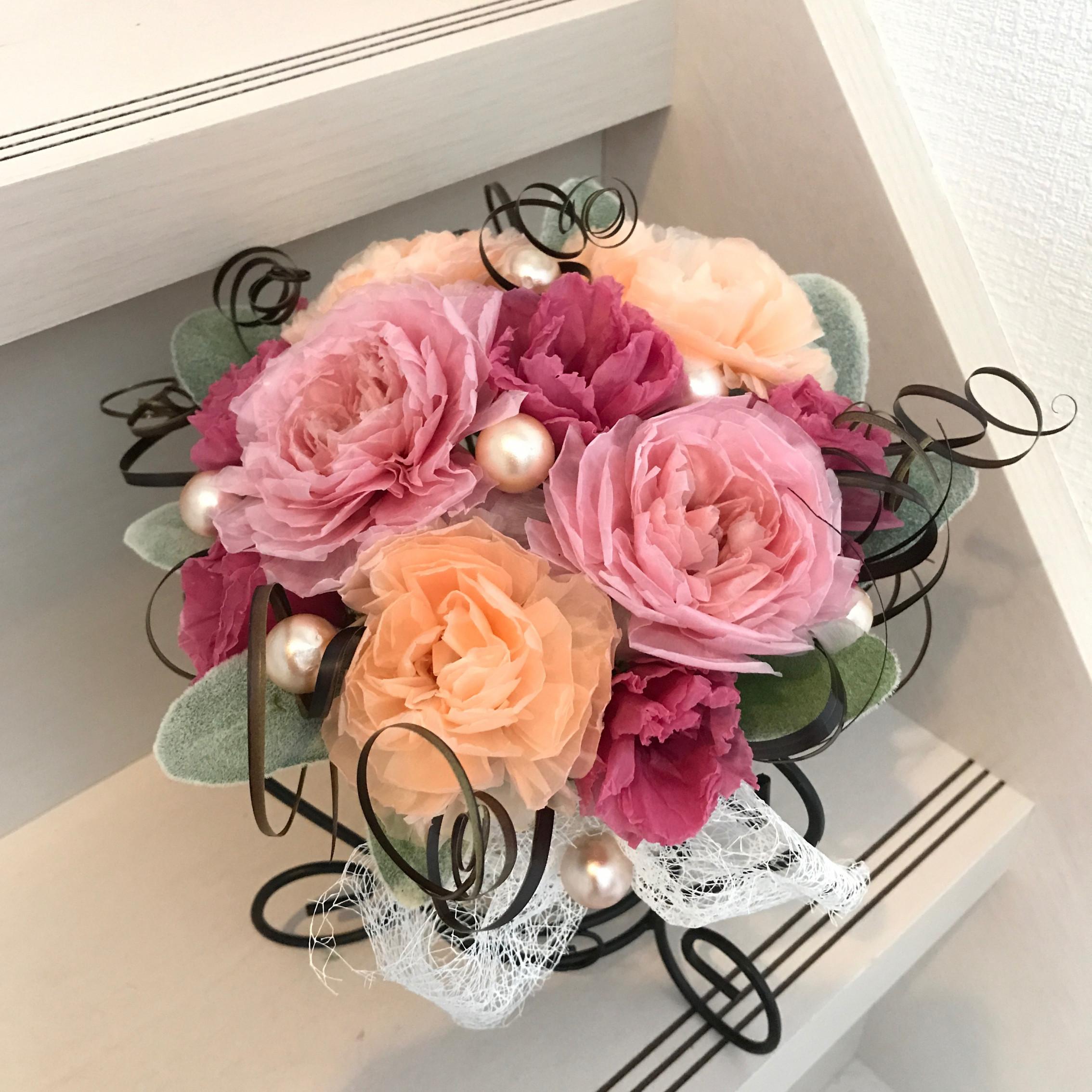 生花とはまた違う!美しい色彩のプリザーブドフラワーの魅力とは