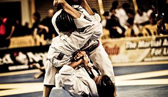 柔術クラス