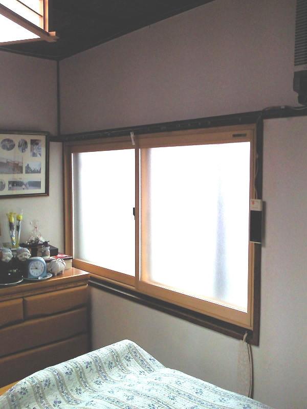 エコポイントが受けられる内窓取り付け施工