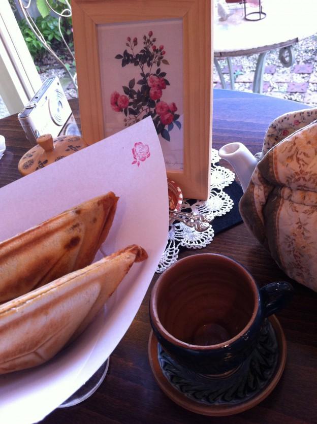 ブルガリアンローズカフェ