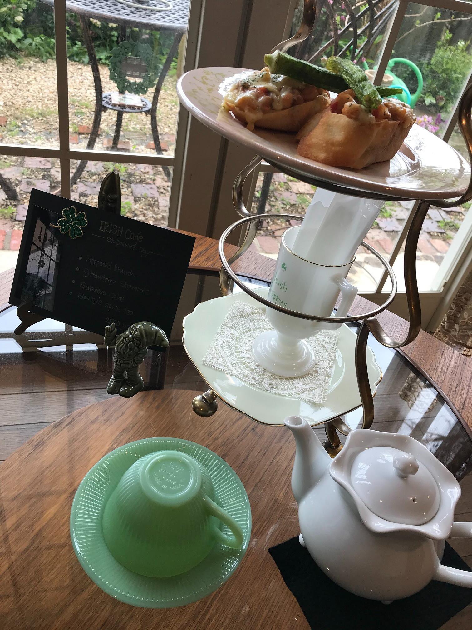 アイリッシュカフェ~セントパトリックデー~2021