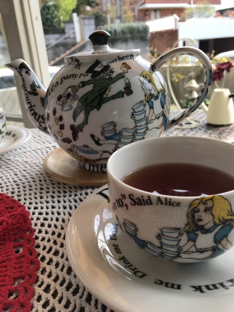 ALICE TEA PARTY 2018