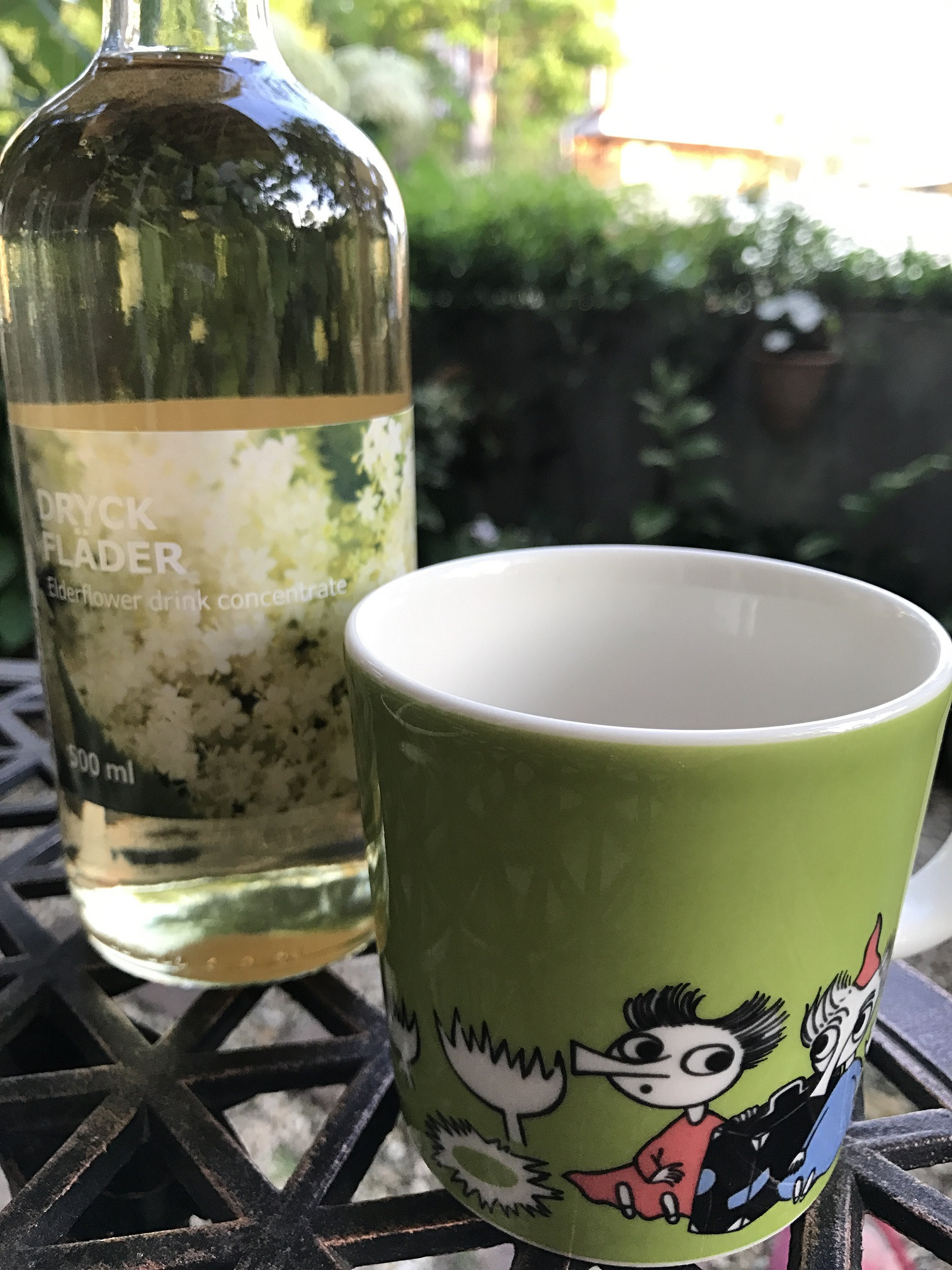 Moomin CAFE 2018