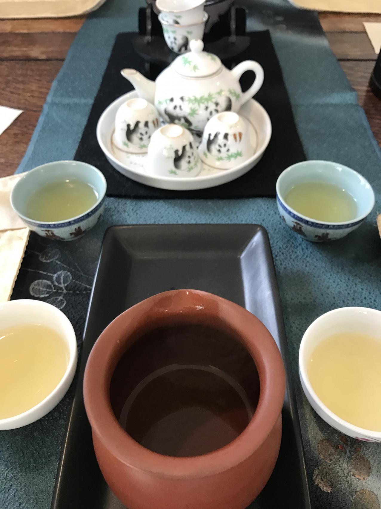 中国茶館。2019