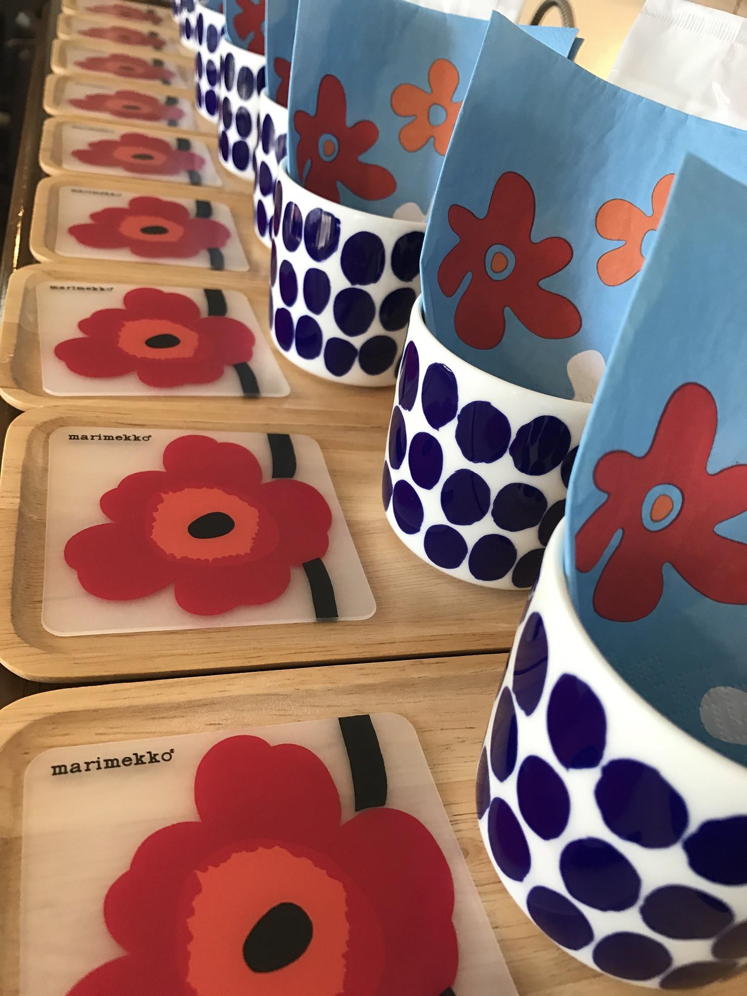 Marimekko CAFE 2019