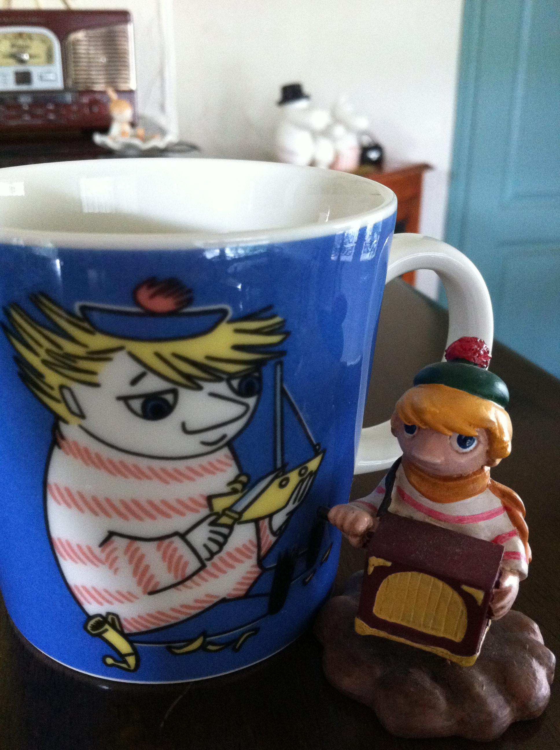 Moomin CAFE 2016