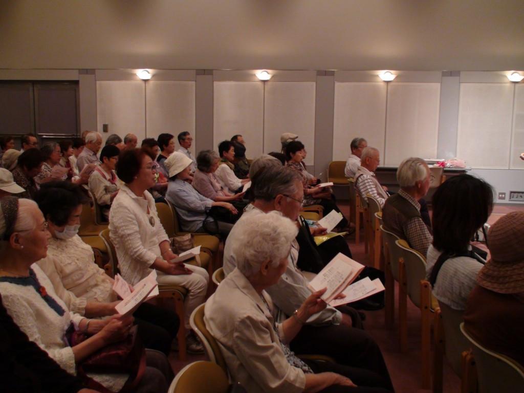 アコーディオン教室伴奏会のリハーサル日程