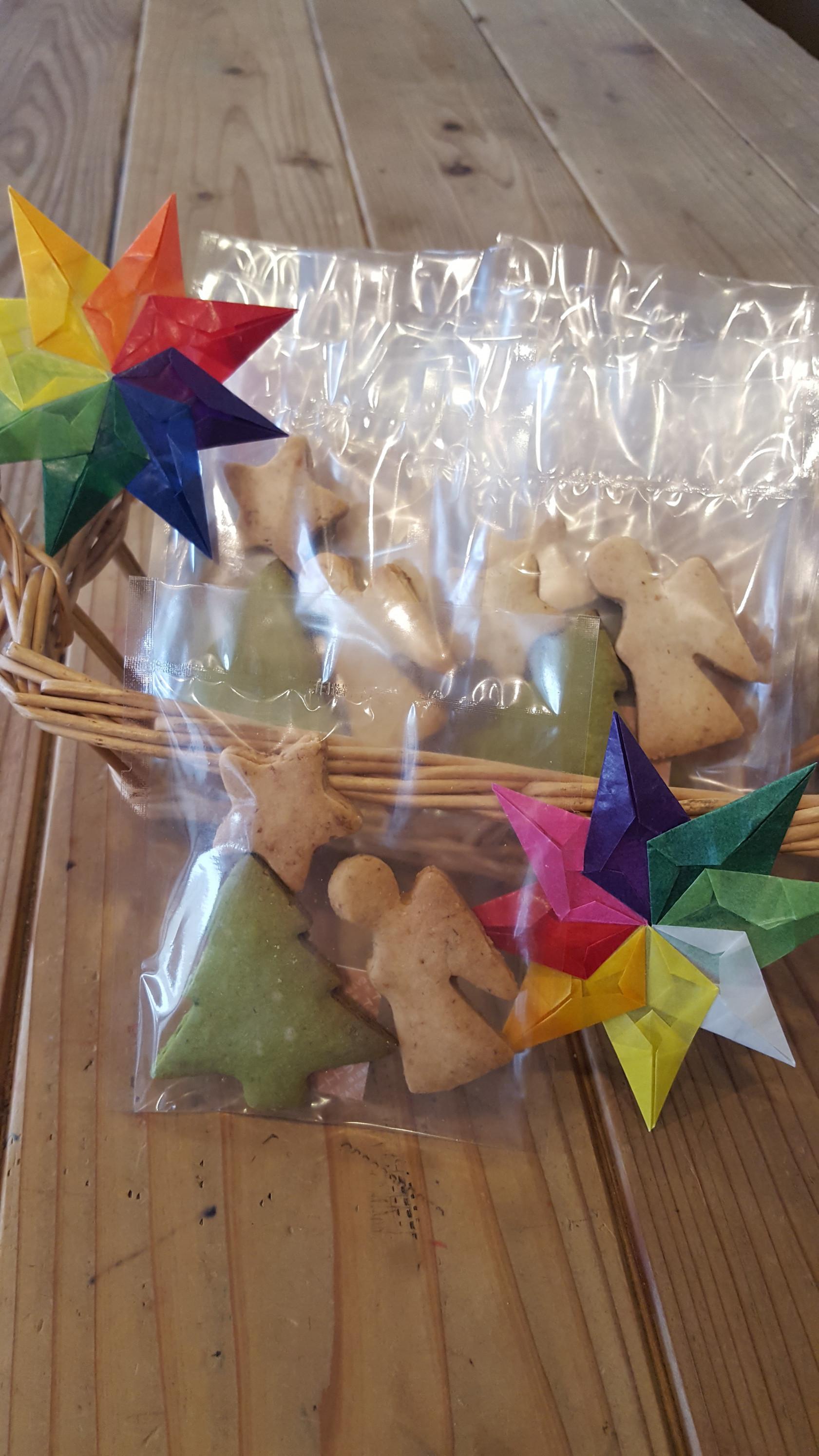 クリスマスギフトクッキー(12月限定) イメージ画像
