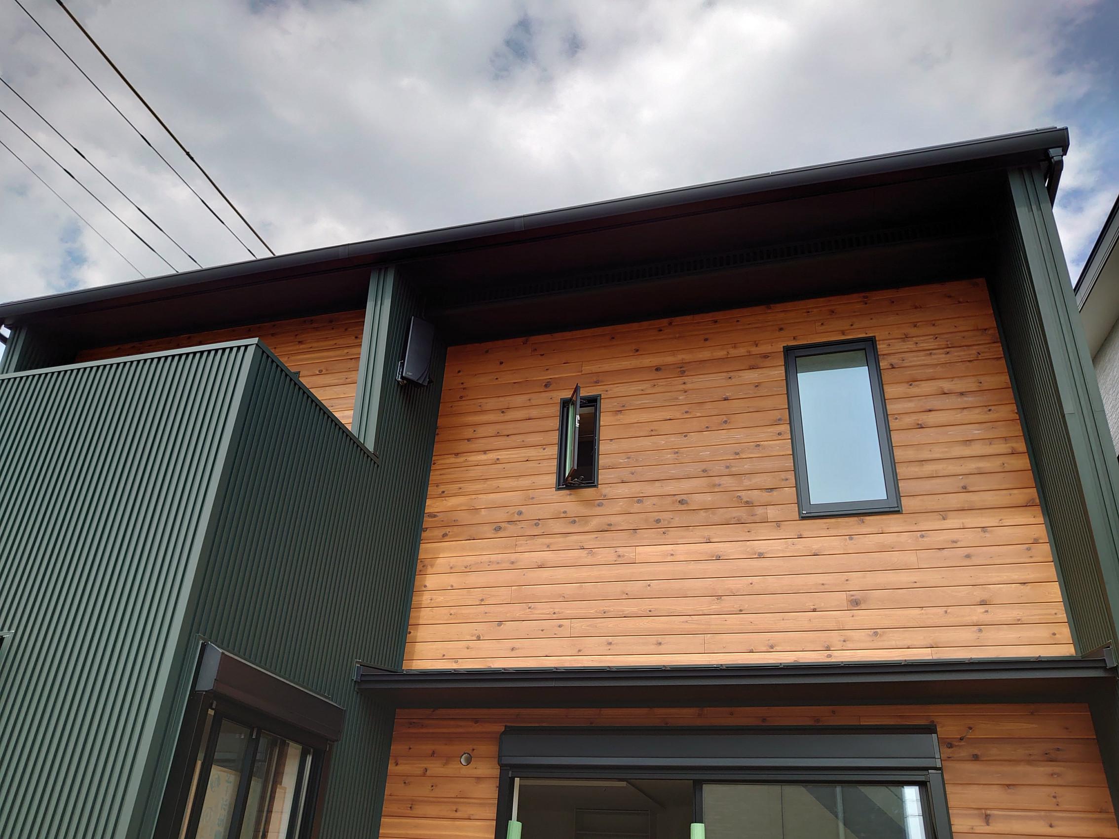 岡山市南区E様邸 スケルトン階段でスタイリッシュな家イメージ