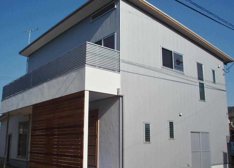 岡山市北区T様邸 健康素材で家族が健康に暮らせる家イメージ