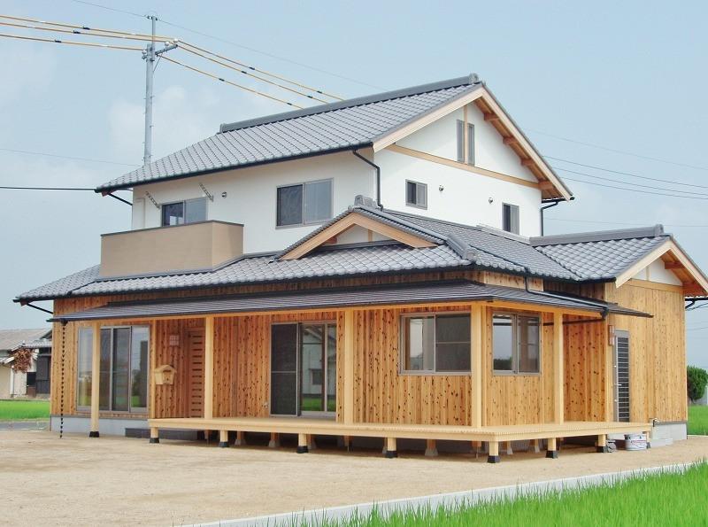 岡山市東区Y様邸 和の美しさが際立つ家イメージ