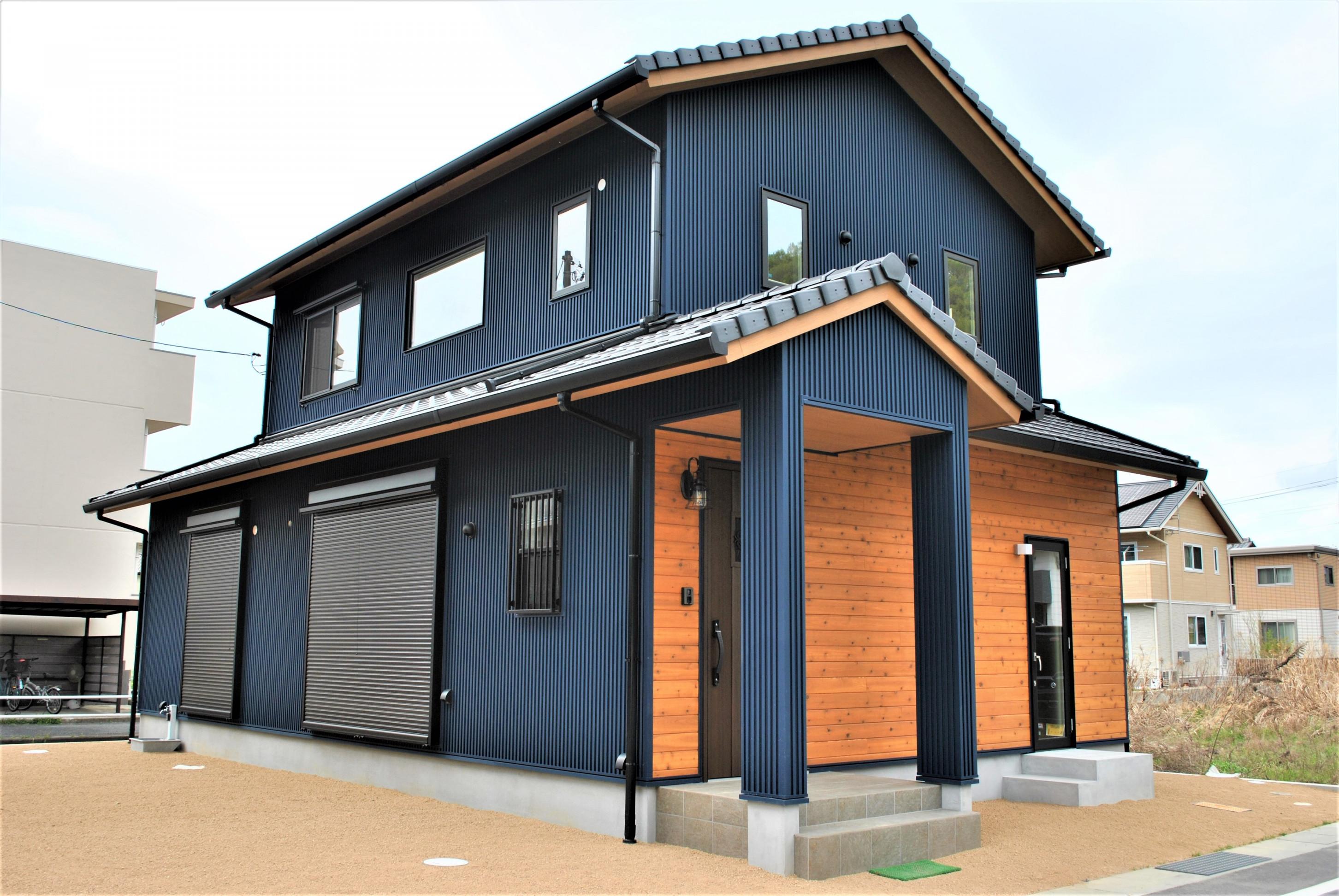 岡山市東区T様邸 桧の柔らかな質感と香りに包まれる家イメージ