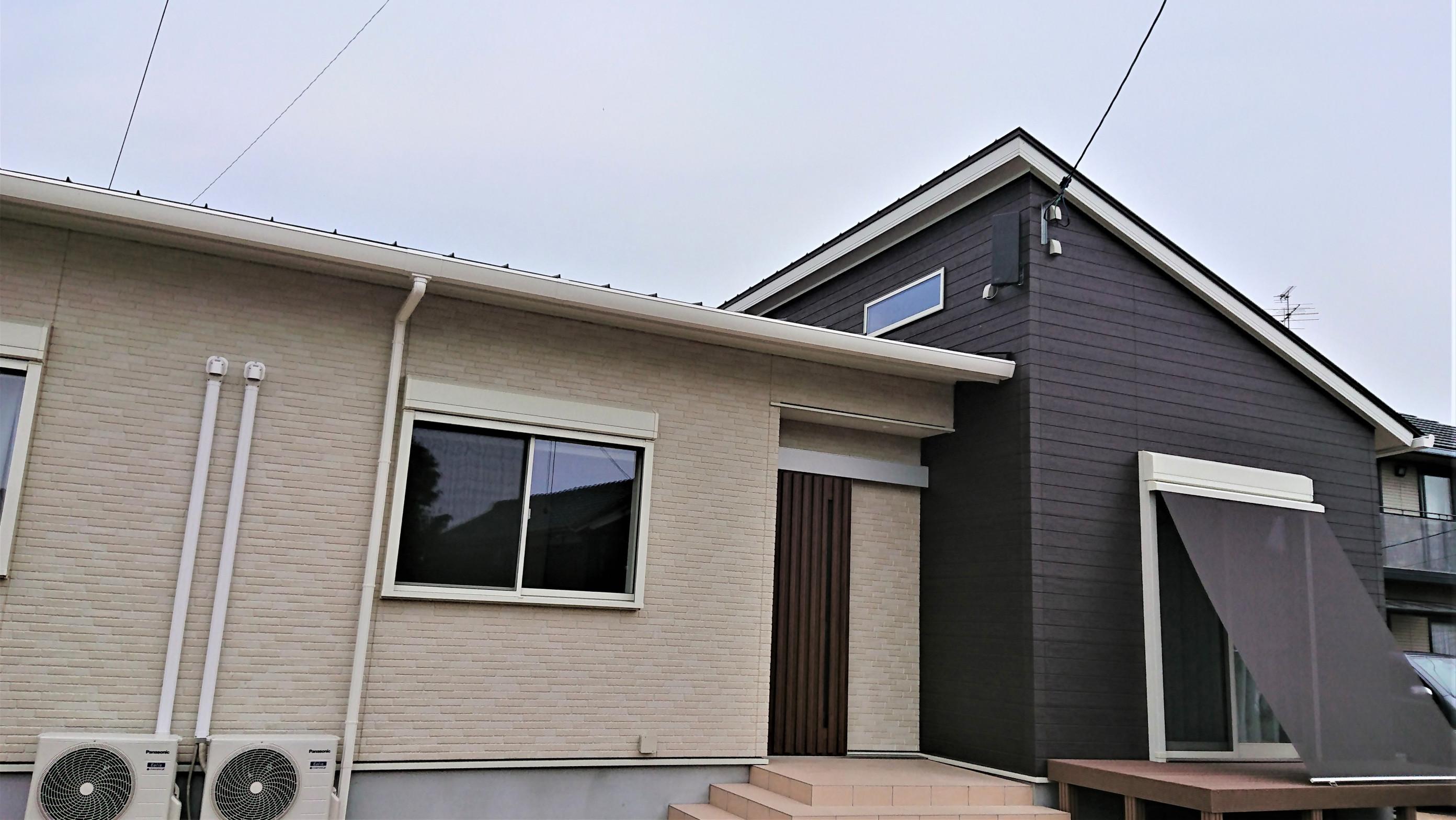 岡山市中区M様邸 平屋パッシブデザインハウスイメージ